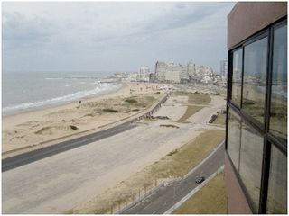 Punta del Este apartment photo - View from the apartment
