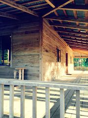 Apalachicola cabin photo - porch