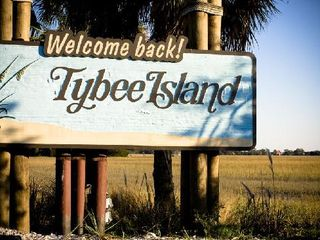 Tybee Island villa photo - Tybee Island sign