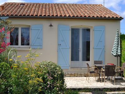 Quiet holiday in small village near ile d'oleron