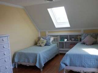 Sagamore Beach house photo - 2nd floor bedroom with twin beds