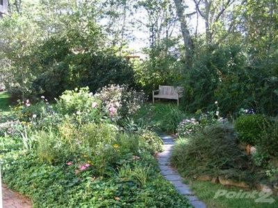 West Tisbury cottage rental - English gardens