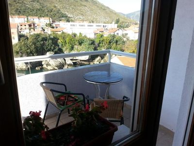 Apartment 327 m from the center of Mostar with Air conditioning, Parking, Terrace, Washing machine (409506)