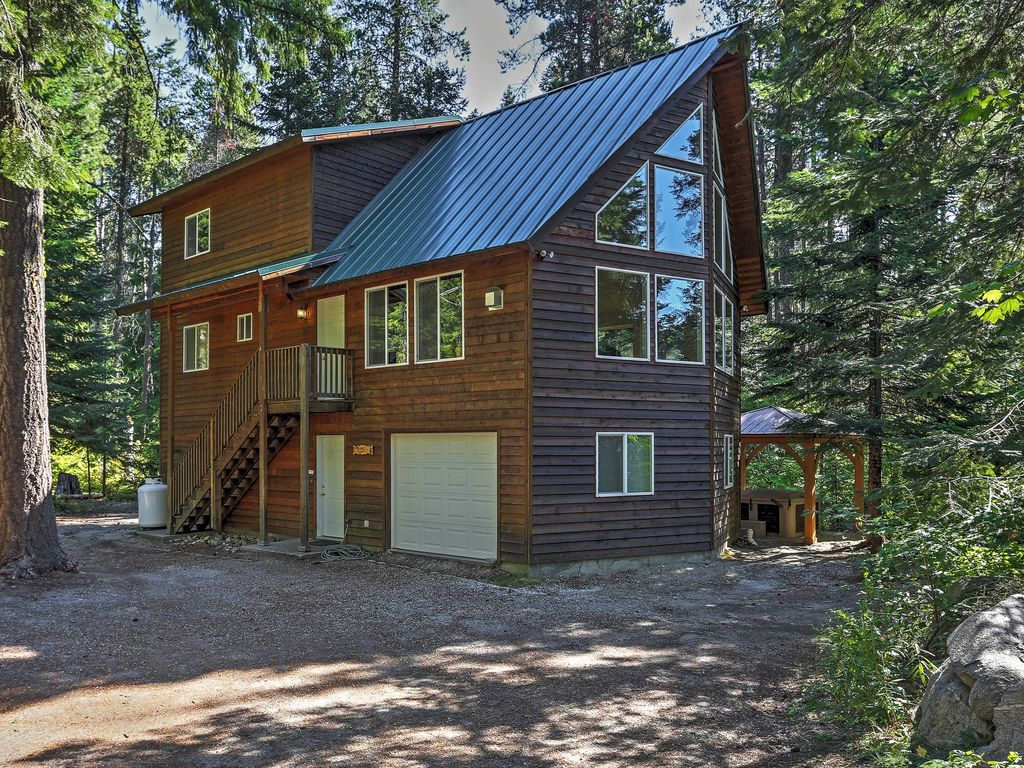 39 the pine chalet 39 secluded 4br leavenworth vrbo for Leavenworth cabin rentals