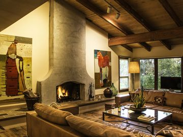 Los Olivos house rental - Living Room