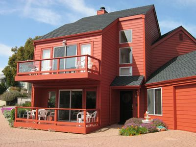 Cambria house rental - The Big Red House