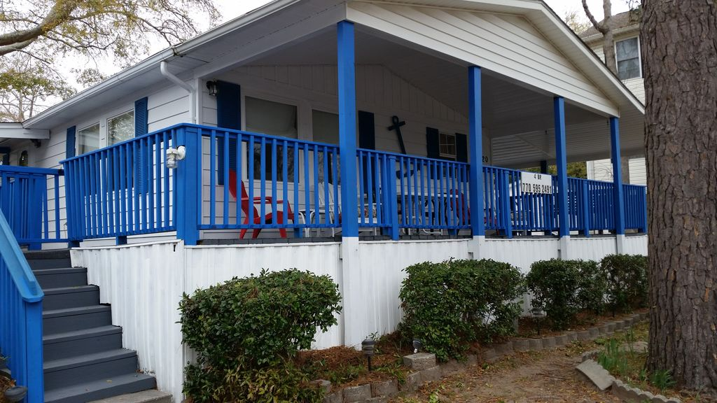 Ocean lakes at myrtle beach 4 bedrooms 4 br vacation - 3 bedroom houses for rent in myrtle beach sc ...