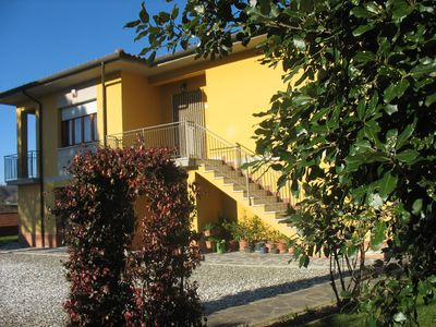 Holiday House The JASMINE ANNA: between Nature, Arts Culture .. a few kilometers from the sea
