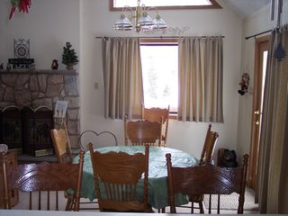 Arrowhead Lake house photo - Dining Room