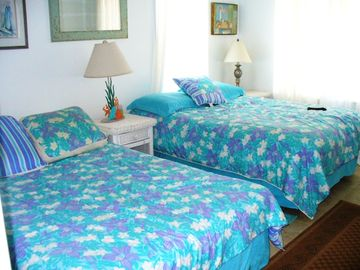 1st floor ocean side bedroom