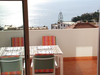 Canico apartment photo - Sunny terrace