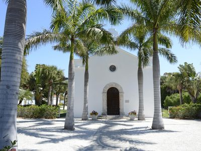 One of four beautiful churches in Boca Grande