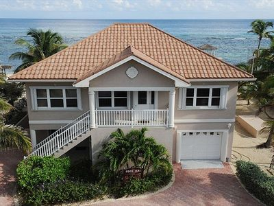 Grand Cayman house rental - Coco Kai Front