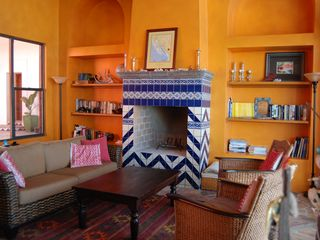 Kino Bay villa photo - Sala living room.