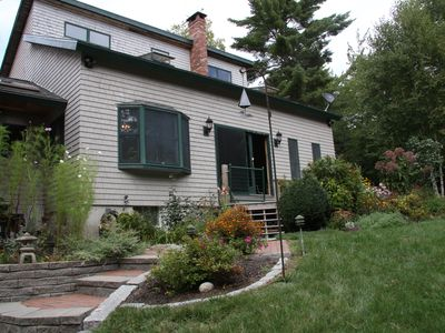 Enjoy a Secluded Location on Mount Desert Close to Acadia National Park