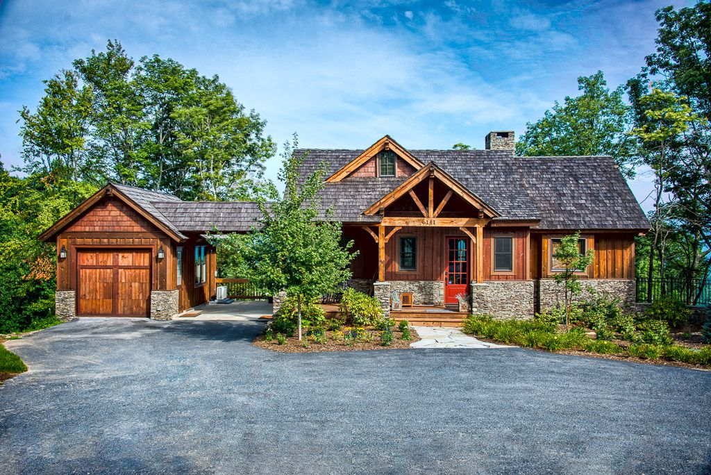 New luxury cottage gated community vrbo for Small luxury cabin