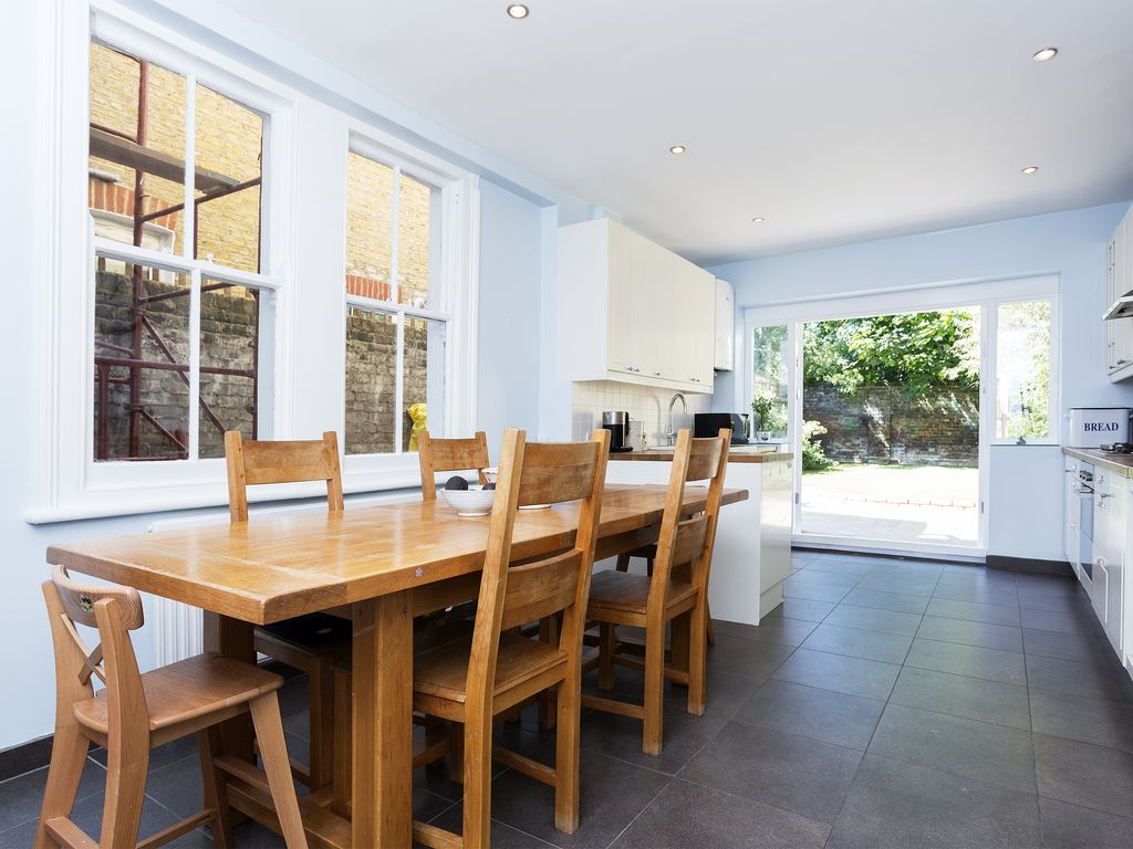 4 Bed House  Killyon Road  Clapham South