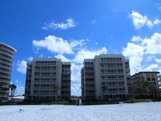 Beachfront Condo 2 Bedroom Luxury Homeaway Siesta Key