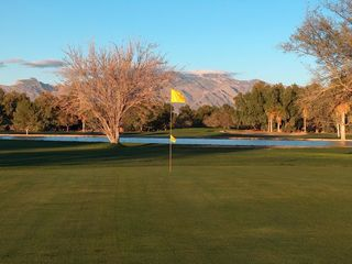 Tucson bungalow photo - El Rio Golf Course just a few minutes away.