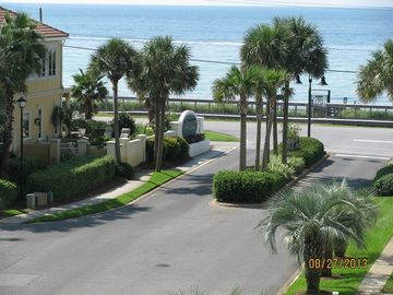 Destin condo rental - Balcony Views From Double Balcony