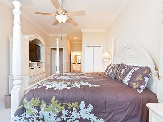Palm Coast condo photo - Escape to the master bedroom for privacy