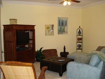 Fort Myers condo rental - Great Room
