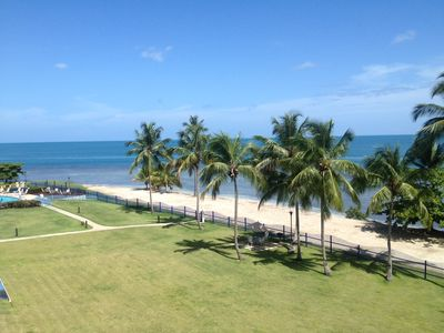 Cabo Rojo condo rental - BBQ area, pool, access to beach