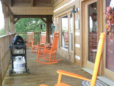 Wears Valley cabin rental - Gas Grill with all of the utensils needed for your favorite cook out!