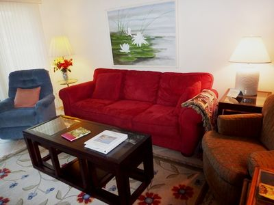 Sea Pines villa rental