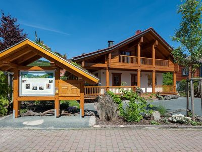 comfortable, cozy 5 * FH with sauna and fireplace for 2-14 persons