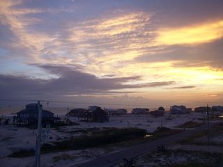 Fort Morgan house photo - Enjoy a Sunset for Us