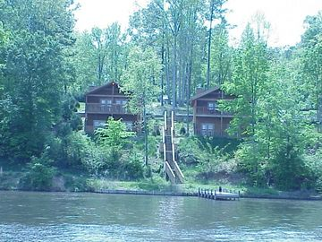 Lake Greenwood cabin rental - Panoramic View of Deep Water