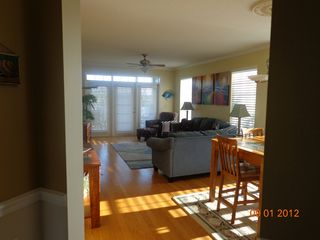 St. Augustine Beach condo photo - Living Room
