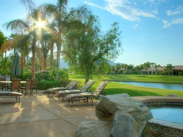 La Quinta house rental - Mountain and Lake Views with Sunsets