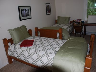 Highlands house rental - Third Bedroom