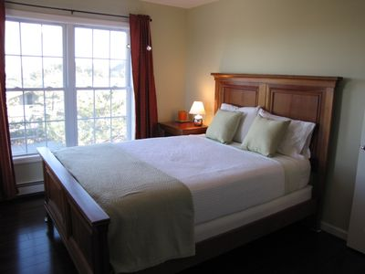 Amagansett house rental - Upstairs Bedroom #2--Ocean Views