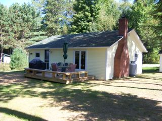 Newport cottage photo - Newly renovated summer cottage with direct access to lake and bike path.