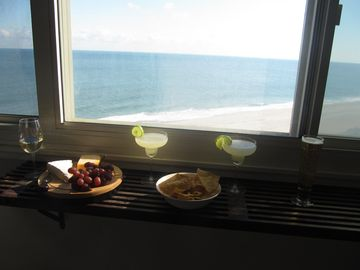 Atlantis Ocean City condo rental - Drinks, The Surf and The Sky....Making Memories..