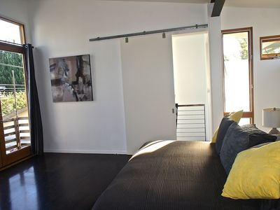 Marina del Rey house rental - Master Bedroom - Angle 2
