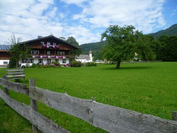 Fischbachau farmhouse rental