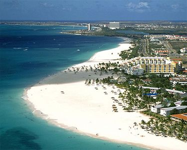 Aruba condo rental - Eagle Beach area