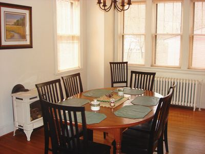 Berkeley Springs cabin rental - Dining Room