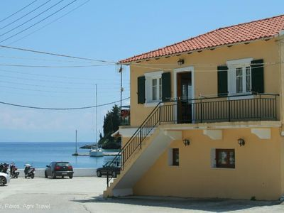 Located on the Loggos Water Front