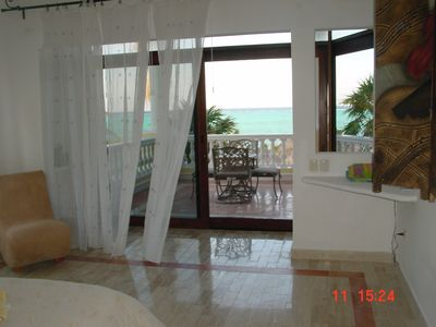 Beach Front, Luxury Villa on Sand Beach, Tulum, South Cancun