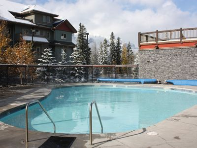 Year round, heated outdoor pool and hot tub.