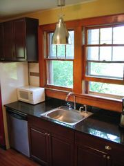 Livingston Manor cottage photo - kitchen