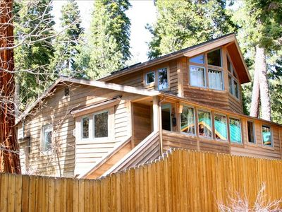 Tahoe City house rental - Pioneer House