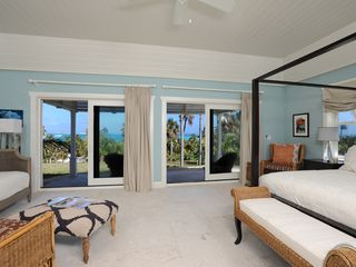 Double Bay estate photo - Guest cottage 1 with king bed and ocean views