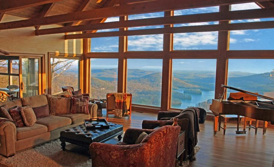 The best view spring break and other vrbo for The lodge at big canoe