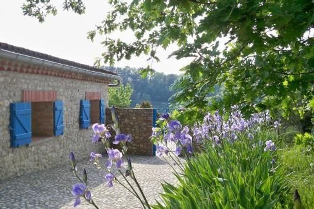 Cottage with private pool in the center ofTarn, near Lautrec, Castres, Albi
